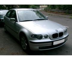 Dezmembrez BMW E46 316ti 1.8 valvetronic acte Bul