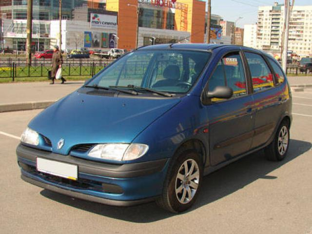 Motor Renault scenic 1.9 dci an 2001 - 1/1