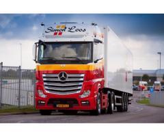 Soferi camion Olanda