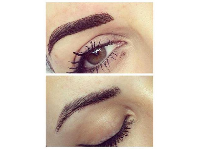 Tatuaj Sprancene Microblading - ALPHA BROWS - 1/5