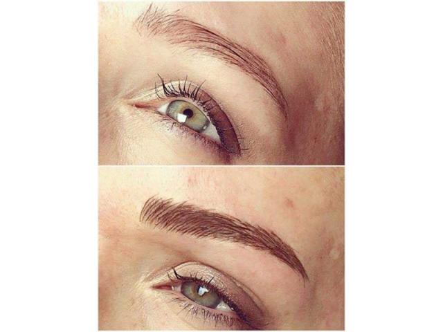 Tatuaj Sprancene Microblading - ALPHA BROWS - 4/5