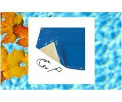 Prelata de iarna pentru piscine dreptunghiulare