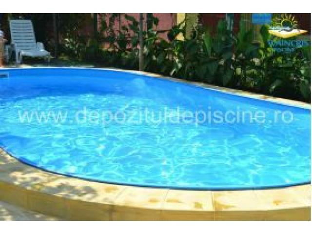Set  piscina Hobby Pool din otel  600x320x150 cm - 1/1