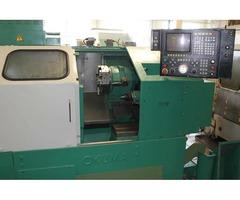 Strung CNC OKUMA LB12