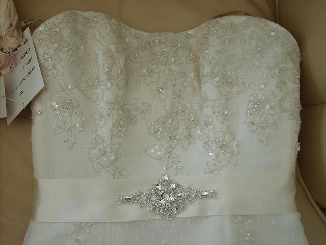 Vand rochie de mireasa maggie-sotero, model Ruby - 1/3