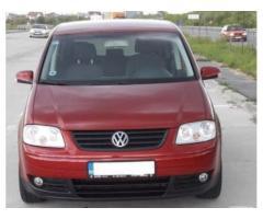 Volkswagen touran 2006 cu 7 locuri - carte service