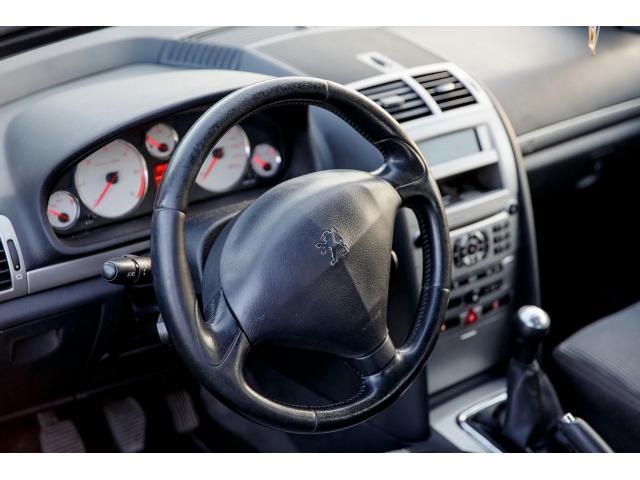 Inchirieri auto Iasi Peugeot 407 - 4/5