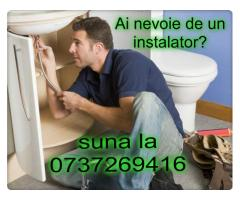 Instalator non-stop