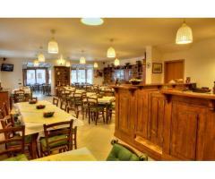 Vand afacere in derulare: pensiune restaurant Bran