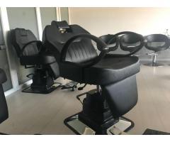 Scaun frizerie BC007 - Poza 4/5