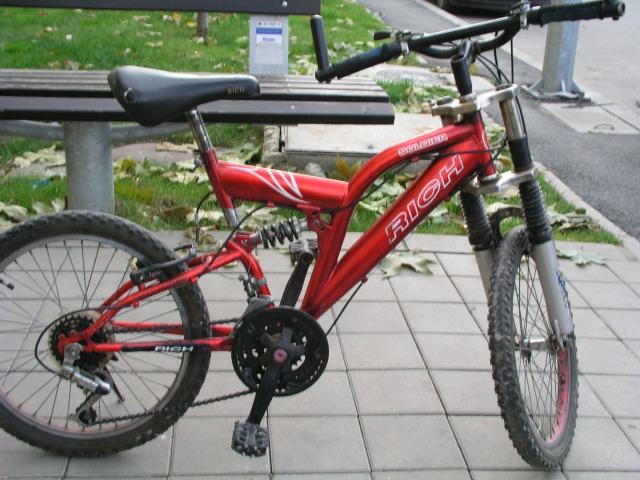 Vand urgent bicicleta rosie - 2/5