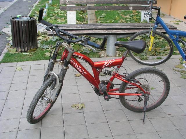 Vand urgent bicicleta rosie - 3/5
