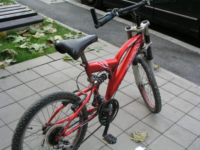 Vand urgent bicicleta rosie - 5/5
