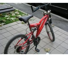 Vand urgent bicicleta rosie - Poza 5/5