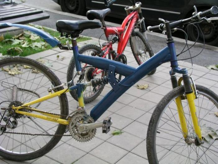 Vand urgent bicicleta albastra - 1/5