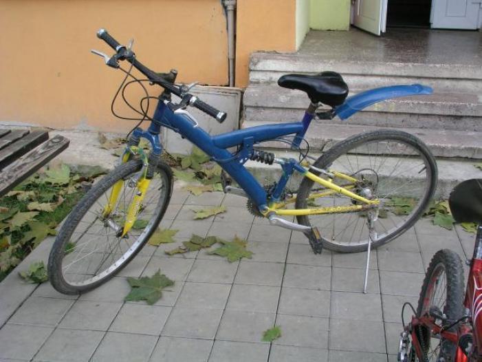 Vand urgent bicicleta albastra - 3/5