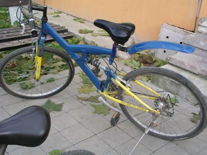 Vand urgent bicicleta albastra - 4/5