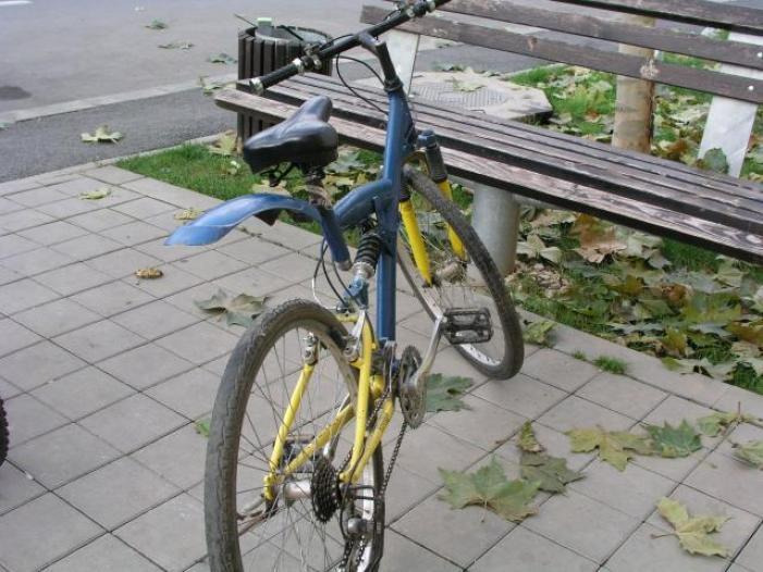 Vand urgent bicicleta albastra - 5/5