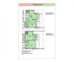 Duplex 4 camere tip 4 /1, bloc nou, Aviatiei