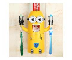 Dispenser dozator pasta de dinti Minion