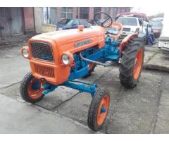 Tractor Fiat în rodaj