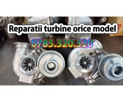 Turbina Turbosuflanta peugeot 307 1.6 HDI 90 cp c