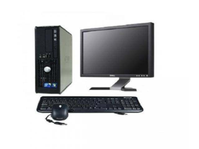 Sistem complet Dell calculator si monitor - 1/1