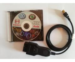 Tester diagnoza auto VW, Seat, Skoda, Audi VCDS