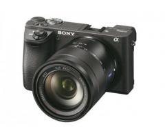 Sony A6500, A7SII, Panasonic GH4, GH4R, FZ2000, GH5