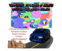 Transport persoane si colete Munchen
