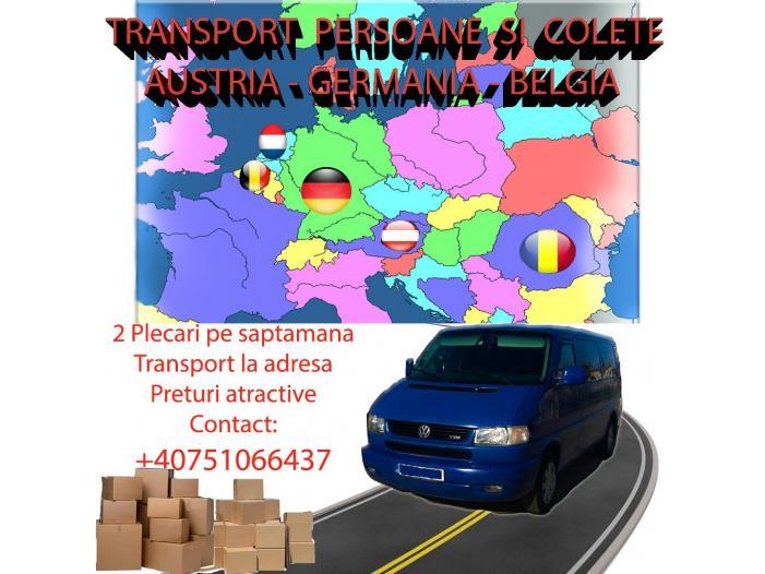 Transport persoane Frankfurt, Wurzburg, Mainz - 1/1