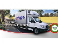 Transport marfa international, transport mobila