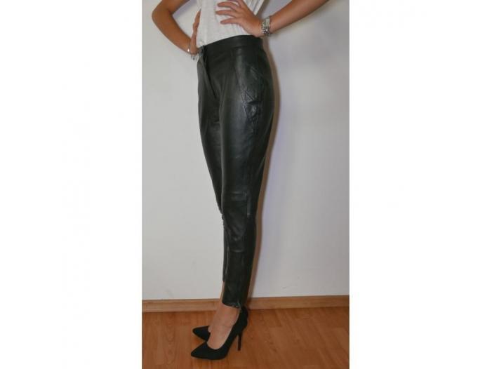 Oferta: pantaloni dama piele naturala - 2/2