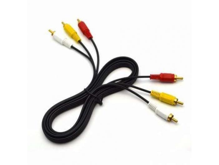 Vand Cablu RCA (tata - tata) 15 metri - 1/2