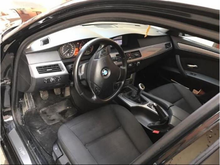 BMW 520 D - 5/5