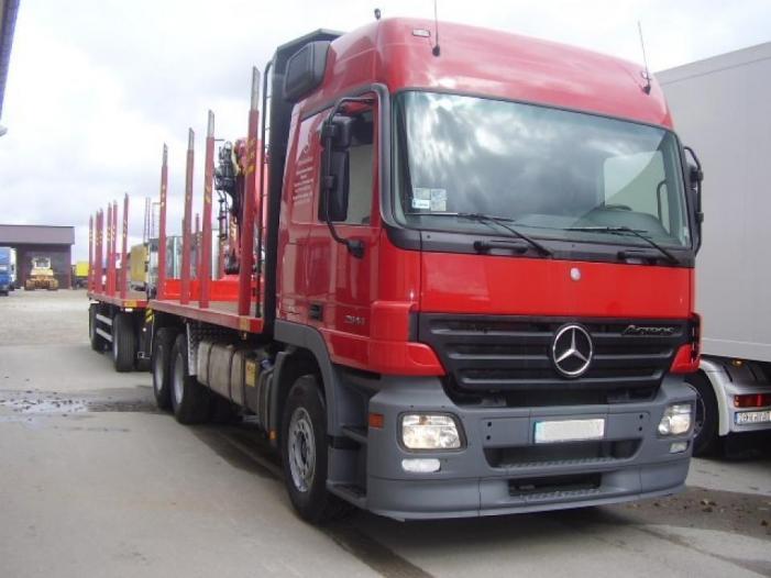 Mercedes actros - 1/1