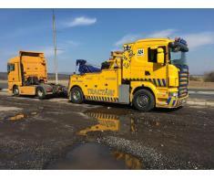 Tractari auto, tractari camioane