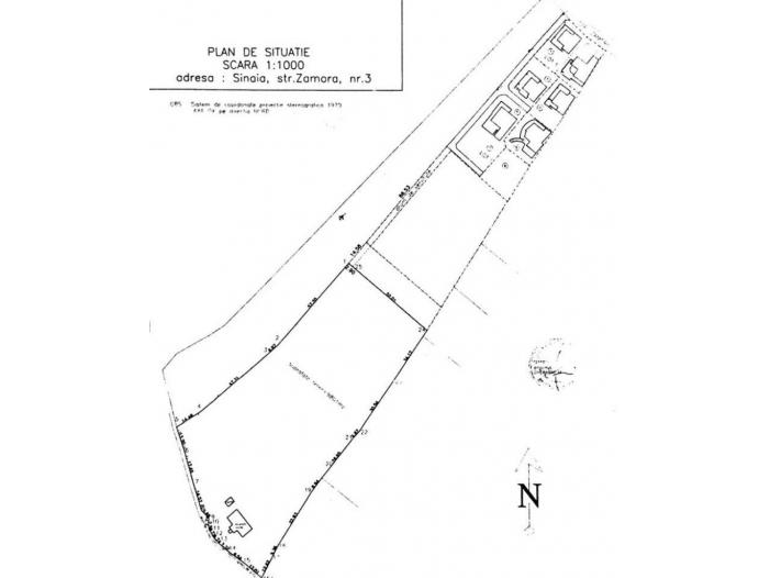 Sinaia, vanzare teren, 9.801MP, proprietar - 3/3