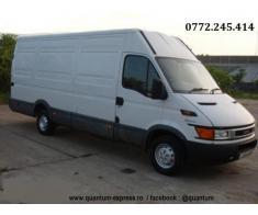 Transport marfa/colete/mobila Asig. marfa 20.000 EUR