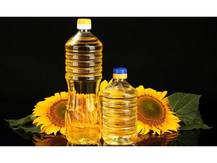 Ulei de floarea-soarelui rafinat, ulei de porumb - 1/2