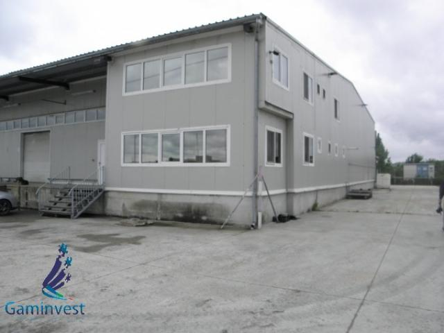 Vand hala industriala / depozit frig, in Oradea - 1/5