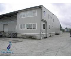 Vand hala industriala / depozit frig, in Oradea - Poza 1/5