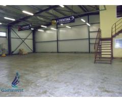 Vand hala industriala / depozit frig, in Oradea - Poza 3/5