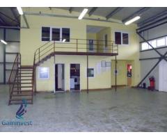 Vand hala industriala / depozit frig, in Oradea - Poza 4/5