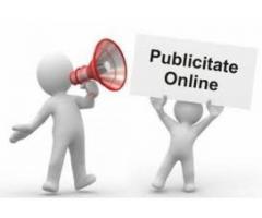 Servicii de promovare on-line