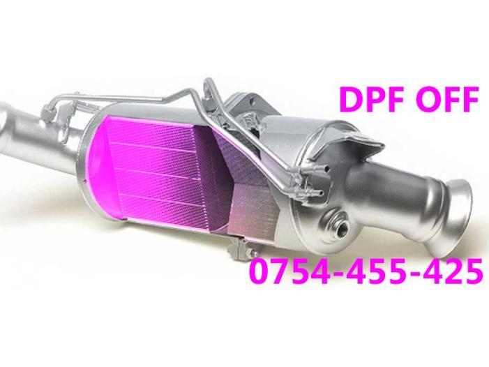 Anulare DPF Filtru Particule Mercedes C E Ml S GL - 1/1