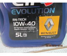 ULEI Motor 10W40 ORIGINAL Renault RN0700 7711584302