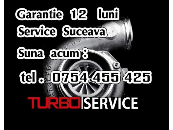 Reparatie turbina Ford Focus 1.6 tdci 90 cp 110 c - 1/1