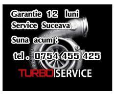 Reparatie turbina Ford Focus 1.6 tdci 90 cp 110 c