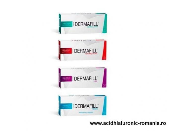 Importator acid hialuronic DERMAFILL - 1/5